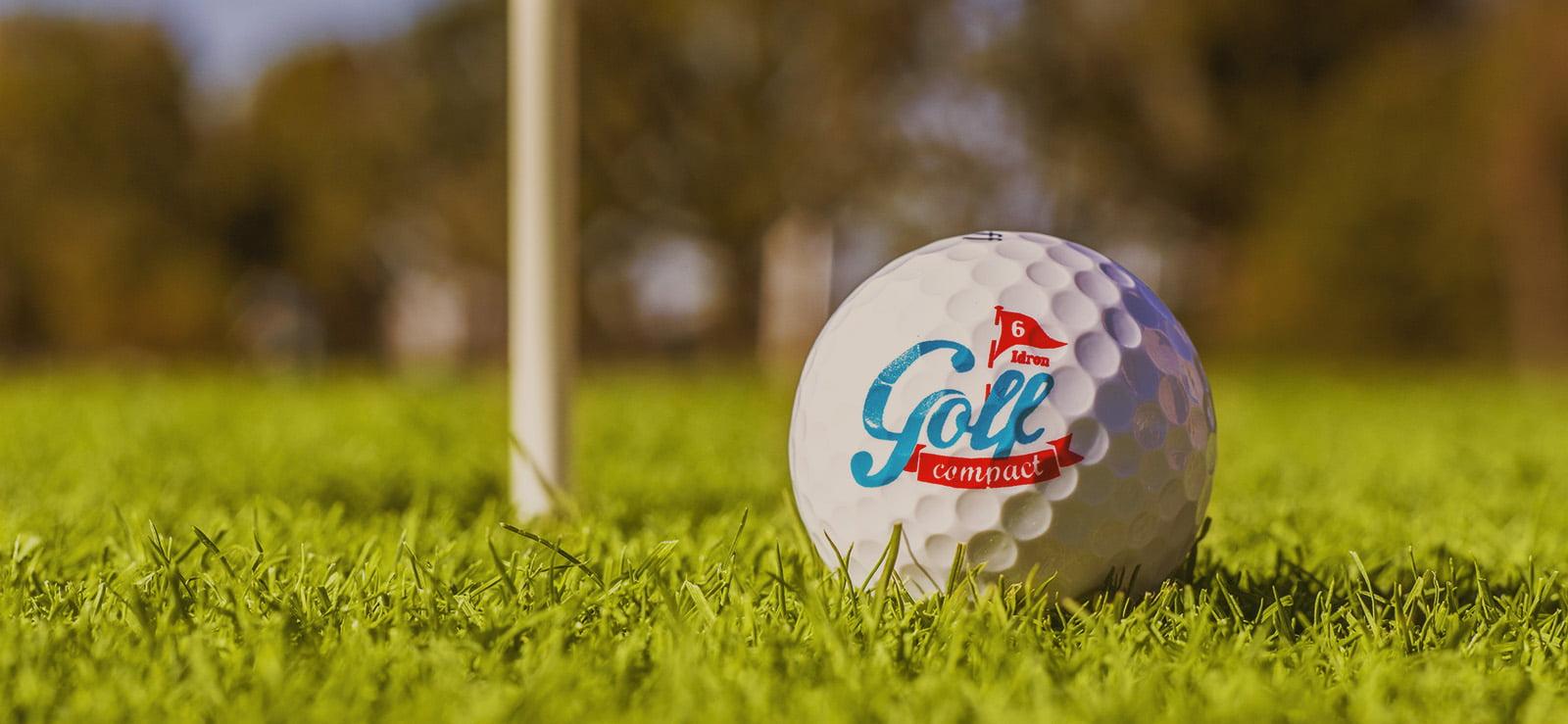 balle de golf idron