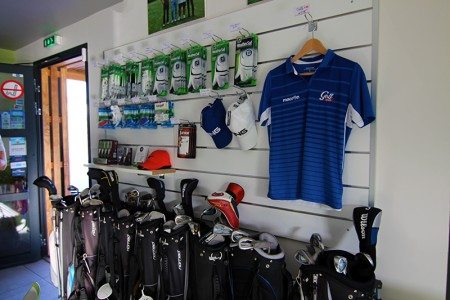 magasin golf pau idron