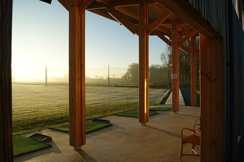 practice golf compact idron
