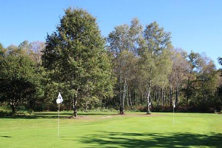 zone entrainement golf compact idron